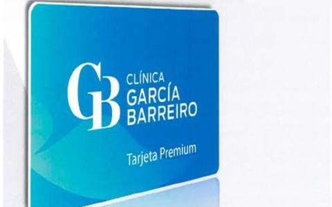 Estrena tu tarjeta Premium Clínica García Barreiro