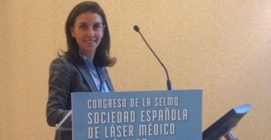 La Dra. Carmen Fernández de la Clínica García Barreiro ponente en la SELMQ